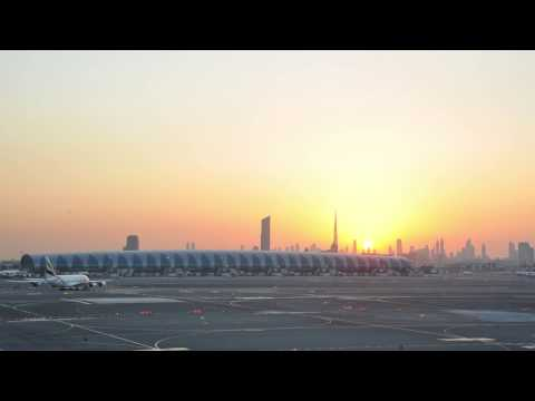 Dubai says Hello 2016 | Timelapse | Emirates Airline