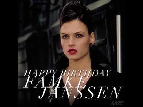 Happy Birthday Famke Janssen