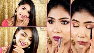 ऐसे करें ईद का मेकअप - Eid Makeup Tutorial -  Simple Wearable and Long Lasting | Rabia Skincare