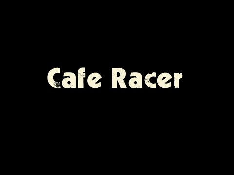Cafe Racer Game Official Trailer