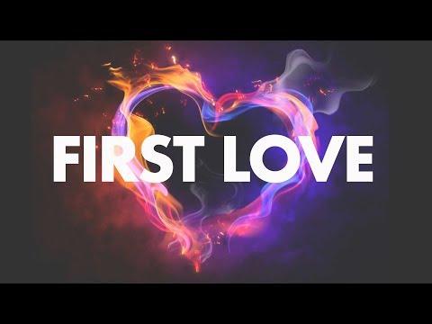 FIRST LOVE (Live Demo) // LYRIC VIDEO // ALLAN MCKINLAY