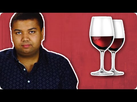 Irish People Try Foreign Wines