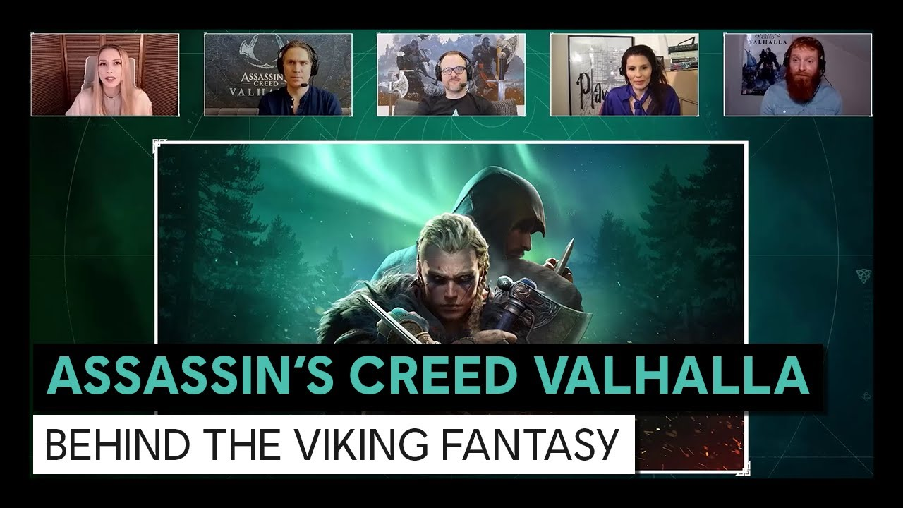 Assassins Creed Valhalla: Behind the Viking Fantasy – Dev Talks