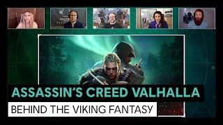 Assassins Creed Valhalla: Behind the Viking Fantasy – Dev Talks
