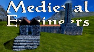 CASTLE JACK | Medieval Engineers #2