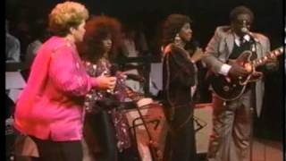 Etta James, Gladys Knight and Chaka Khan - Ain't Nobody Business (live BB King & Friends) [HQ]