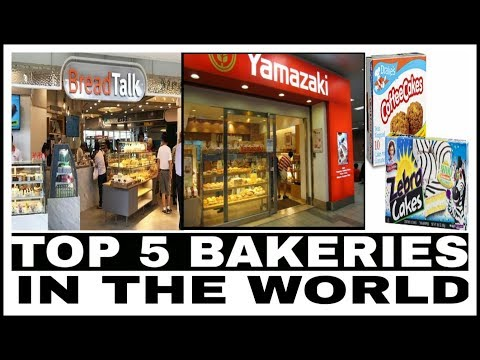 TOP 5 BEST BAKERIES IN THE WORLD