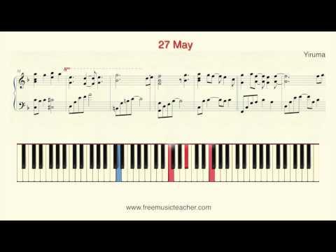 How To Play Piano: Yiruma