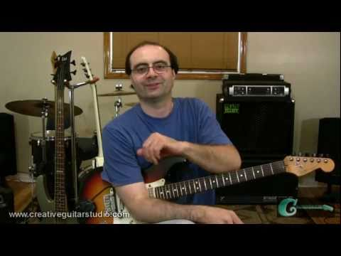 RHYTHM GUITAR: Layering Rhythm Guitar Parts