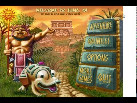 игра Zuma