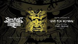 SERIGALA MALAM - LIVE FOR NOTHING (OFFICIAL LYRIC VIDEO)