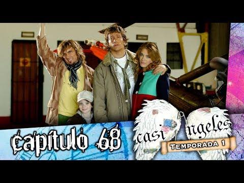 Casi Angeles Capitulo 68 Temporada 1