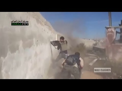 Syria | Rebels And Al-Nusra In Heavy Clashes In Qalamoun And Daraa
