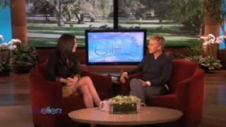 Ashley Greene Interview on Ellen (2009-12-02)