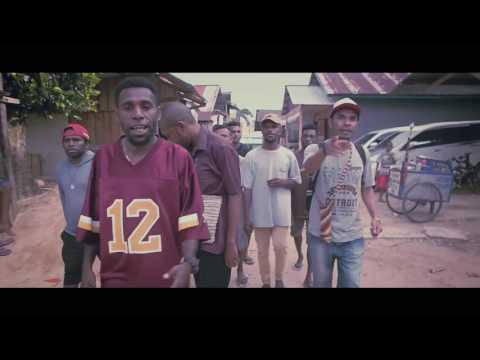 Daun Gatal | Sorong Hip Hop Foundation | (Music Video)