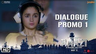 Raazi   Dialogue Promo 1   Bataunga Mein Sikhayenge Aap