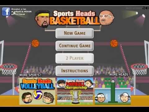 Игры Баскетбол на двоих -