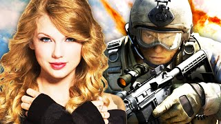 """Call of Duty - Taylor Swift """"Style"""" PARODY"""