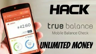 Hack true balance android New Update 2017