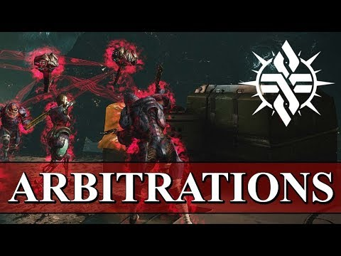 Warframe - My Thoughts On Arbitration Alerts thumbnail