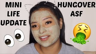 CURRENT SKIN CARE ROUTINE 2018 FT. MY HANGOVER | BELL CRUZ