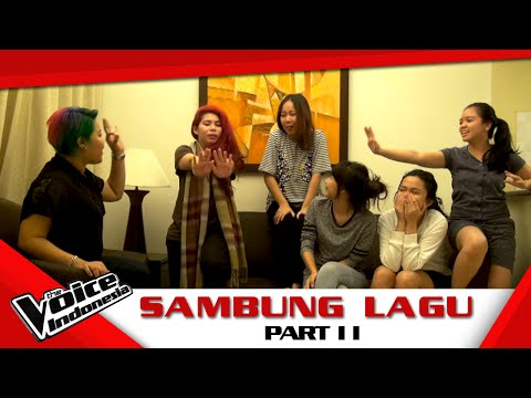 Sambung Lagu Part II | The Voice Indonesia 2016
