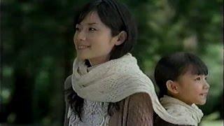 2008年ごろのブレンディのCMです。原田知世さんが出演されてます。