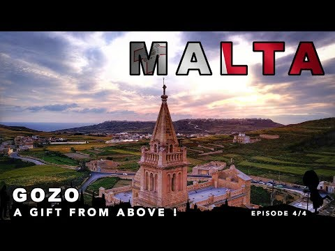 Visit Gozo, the amazing Malta island with the family travel series