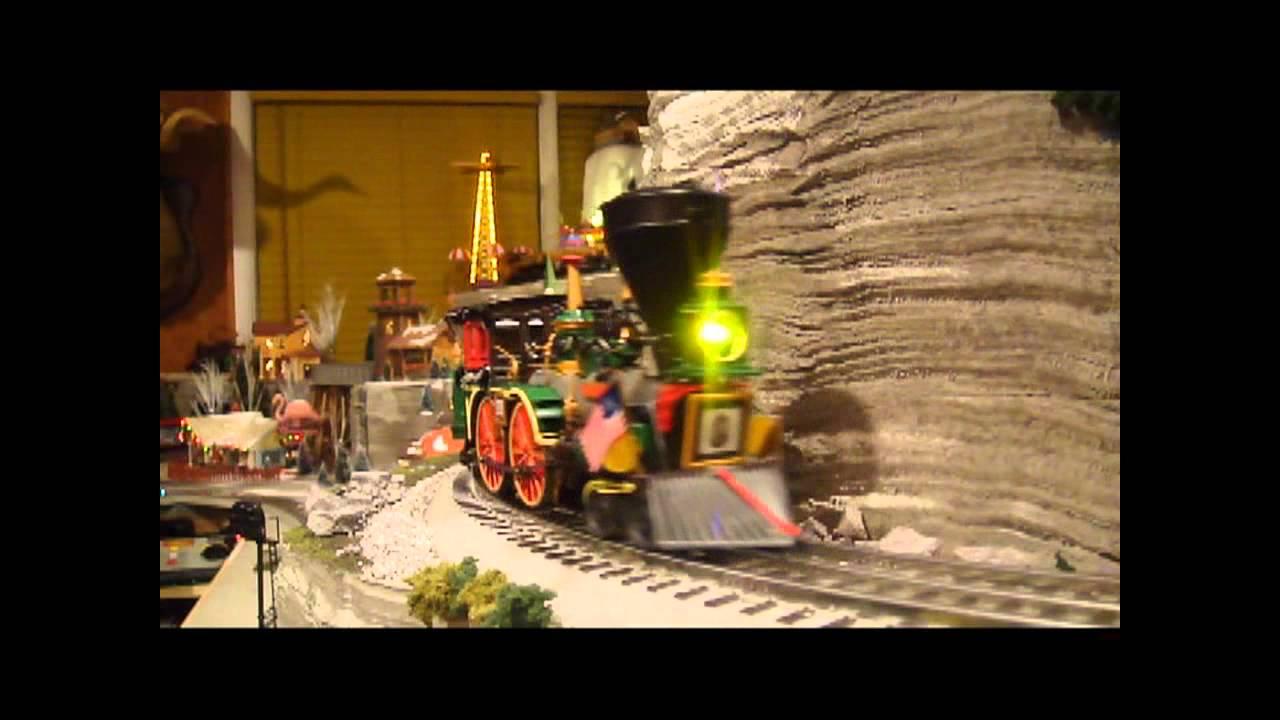Lionel S Lincoln Funeral Train Youtube