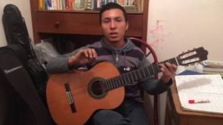 Ritmo de rumba criolla en guitarra (2/4)/ ¿Cómo tocar el ritmo de rumba criolla en guitarra?