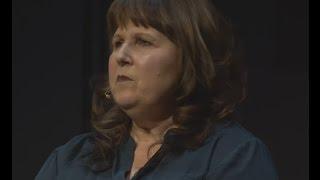 The Broken Window - Surviving Depression | Judy Kucharuk | TEDxGrandePrairie