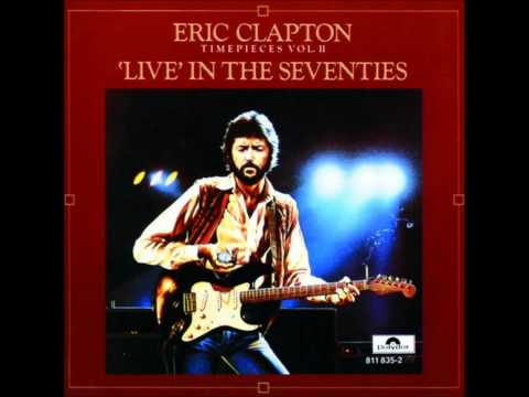 Eric Clapton - Layla - STUDIO VERSION
