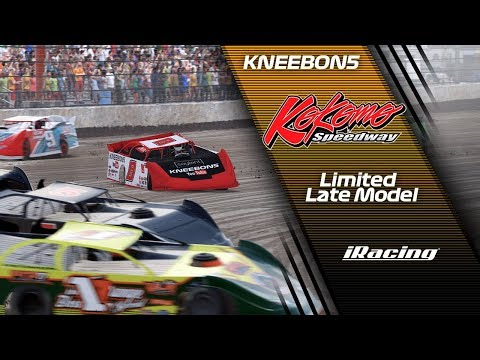 Limited Late Model - Kokomo Speedway - iRacing Dirt