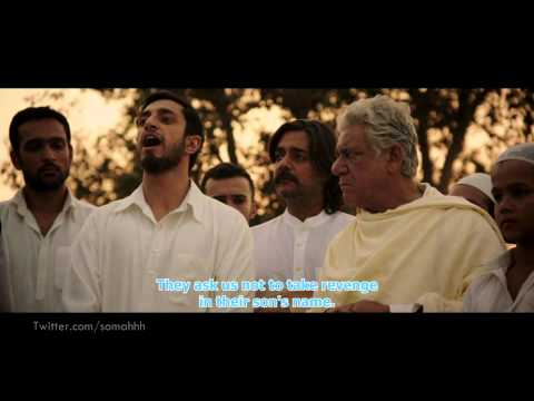The Reluctant Fundamentalist  The Last Speech