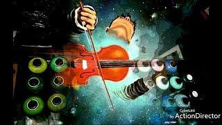 Spray Paint Art- Power of music-by Antonipaints art