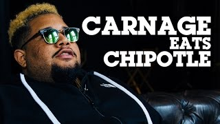 DJ Carnage Explains The Benefits of His Chipotle Gold Card