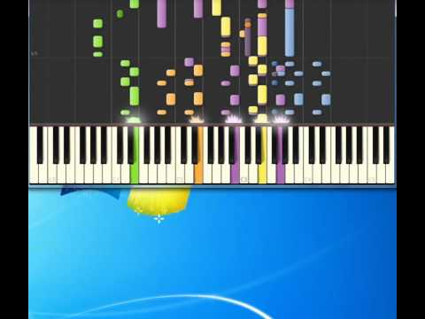 Elton John   Crocodile Rock [Piano tutorial by Synthesia]