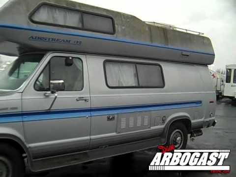 Used 1991 Airstream 190 Popular Class B Motorhome