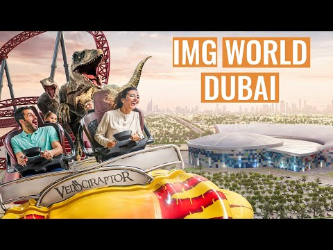 IMG Worlds of Adventure Dubai | Best Rides + Complete Tour | Rayna Tours