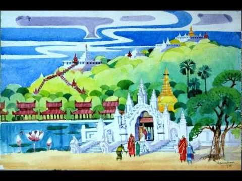 Myanmar Classical : ျမမန္းဂီရိ -Myanmar Pyi Thein Tan