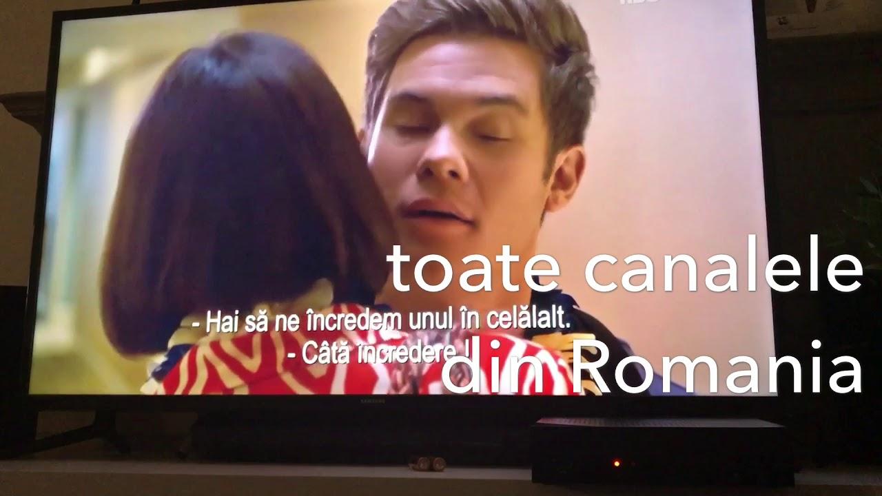 Canale TV Romanesti oriunde in Lume fara Antena Parabolica