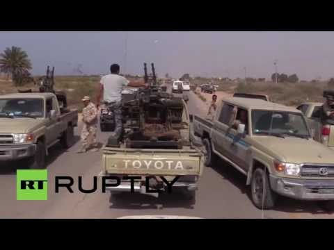 Libya: Government of National Accord forces retake power plant from IS