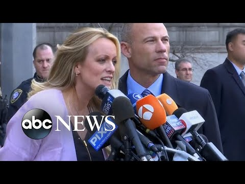 Avenatti charged with misappropriating Stormy Daniels' money