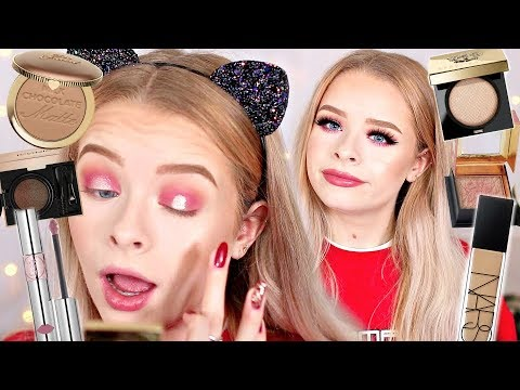 TESTING POPULAR HIGH END MAKEUP!! WORTH THE $$$?? | sophdoesnails