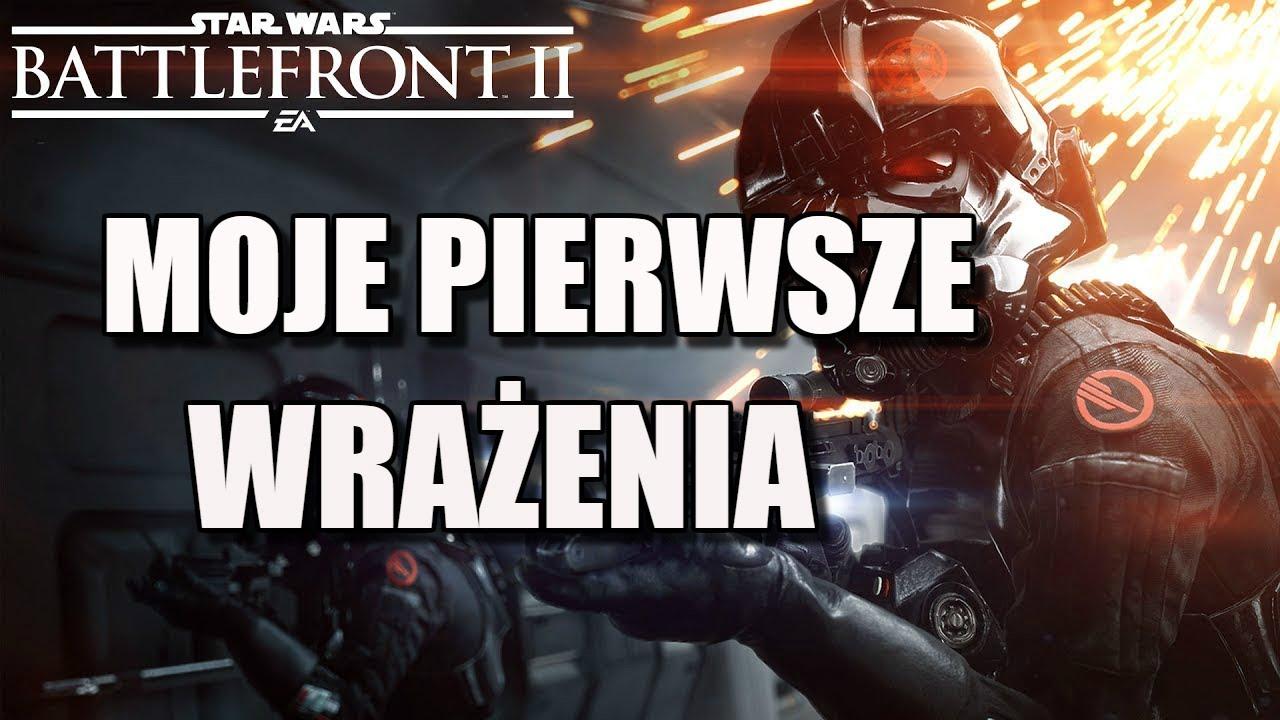 STAR WARS BATTLEFRONT 2 – MOJE PIERWSZE WRAŻENIA