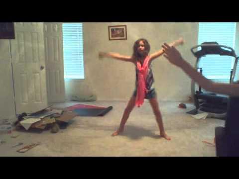dancing to thriller kidz bop