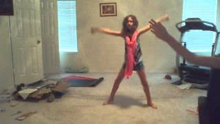 dancing to thriller kidz bop