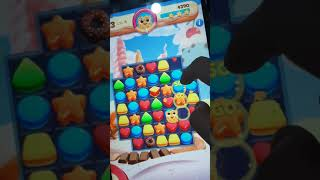 Cookie Jam Blast New Match 3 Game Swap Candy Gameplay On Android Puzzle Game screenshot 5