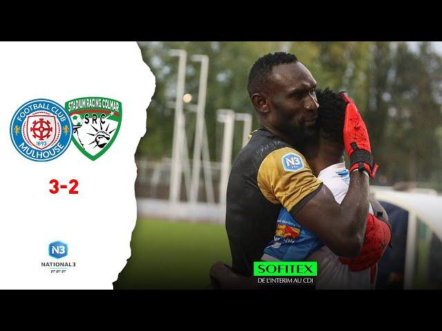 National 3 : FC Mulhouse / SR Colmar (3-2)