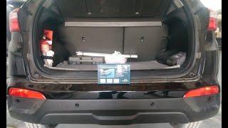 Ставим парктроник на Hyundai Creta